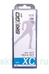 Парафин SkiGo CH XC Blue -3/-10, 200 г