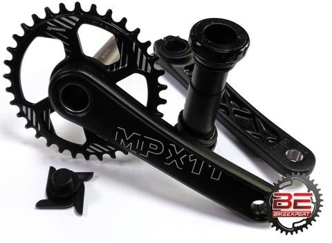 Система шатунов Prowheel MPX11 FAT100 34T
