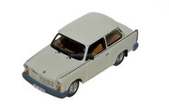 Trabant 1.1 bali yellow 1991 IST001 IST Models 1:43