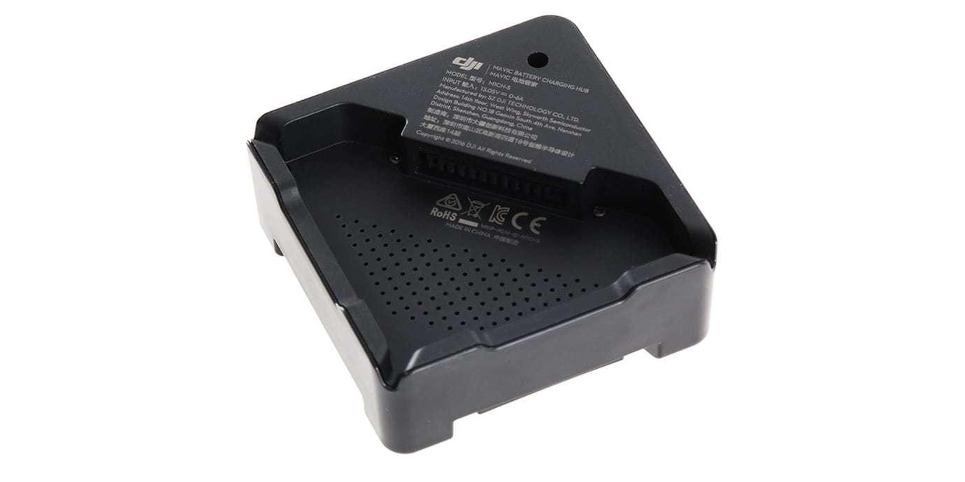 Концентратор хаб для заряда батарей DJI Mavic Battery Charging Hub (Advanced) (Part8)