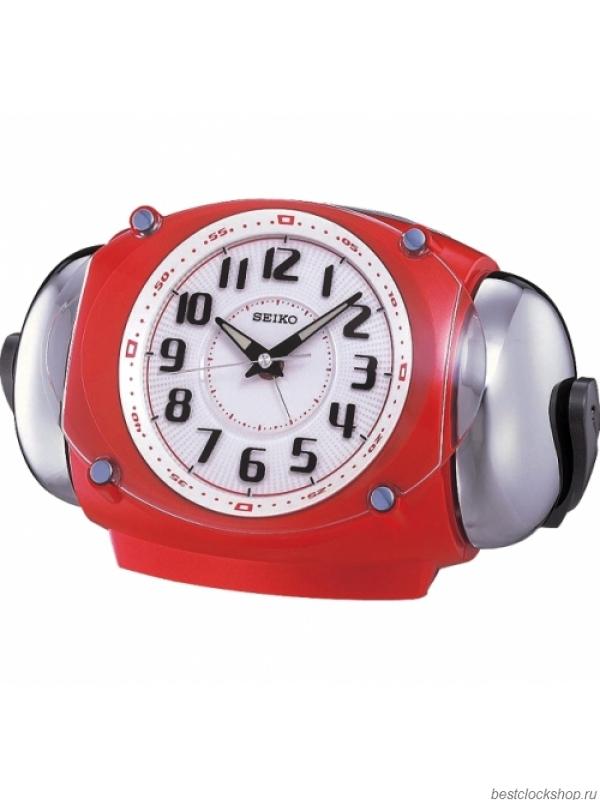 Настольные часы-будильник Seiko QXK110RL