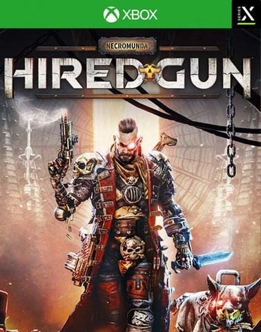 Necromunda: Hired Gun Стандартное издание (Xbox, русские субтитры)