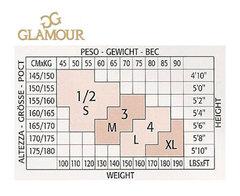 Glamour GINESTRA 40 колготки женские
