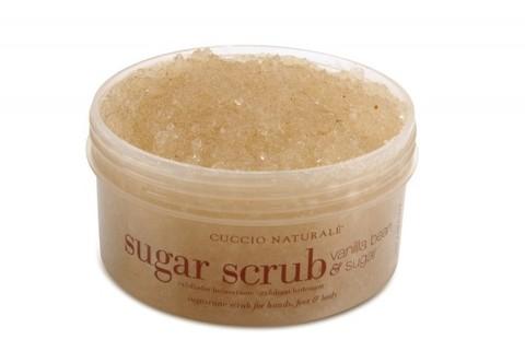 Скраб с ароматом ванили и сахара 553 г