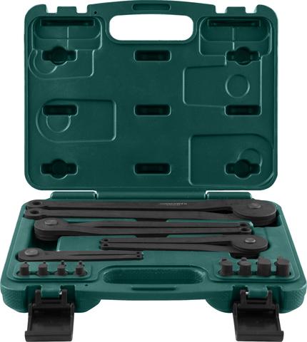 AI010152 Универсальный набор радиусных ключей для удержания шкивов и маховиков