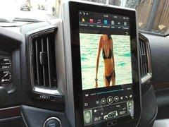 Магнитола для Toyota LC 200 (2016+)  Android 9.0 4/64GB IPS DSP модель ZF-1829H-DSP