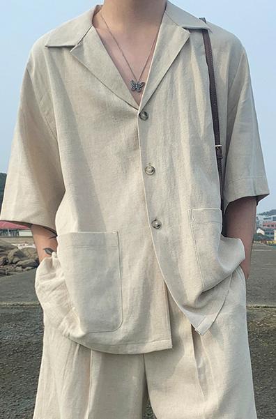 Рубашка «NOEZ»