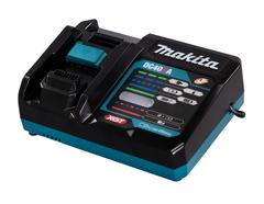 Угловая шлифовальная машина с диском 125 мм XGT® Makita GA013GZ с аккумулятором и зарядным устройством