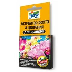 JOY «Активатор роста и цветения для орхидей» (2 таб.)