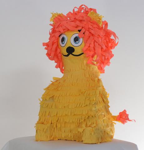 Пиньята лев -