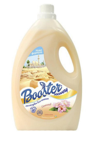 Booster Ополаскиватель для белья Восточная сказка, 4 л