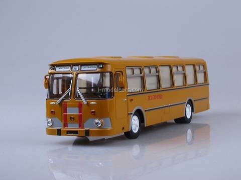 LIAZ-677M technical assistance Soviet Bus 1:43