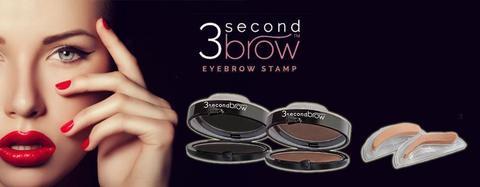 Накладные брови 3 Second Brow Eyebrow Stamp