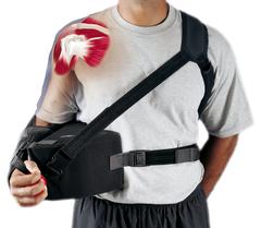 Ортез/бандаж для отведения плеча в положении ротации (15° или 30°) DonJoy Ultrasling III Er