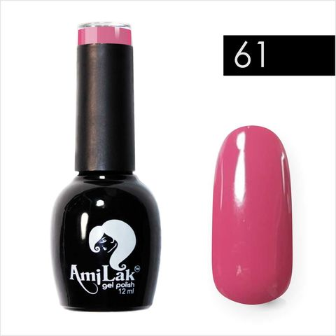 AmiLak Color Gel Polish №061