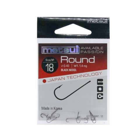 Крючки Metsui Round bln № 18