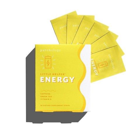 Patchology Энергетические полоски Energy Supplement Strip