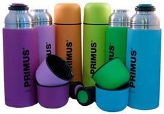 Термос Primus Vacuum bottle 0.35 Yellow - 2