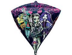 """Фигура  3D Алмаз """"Monster High"""""""