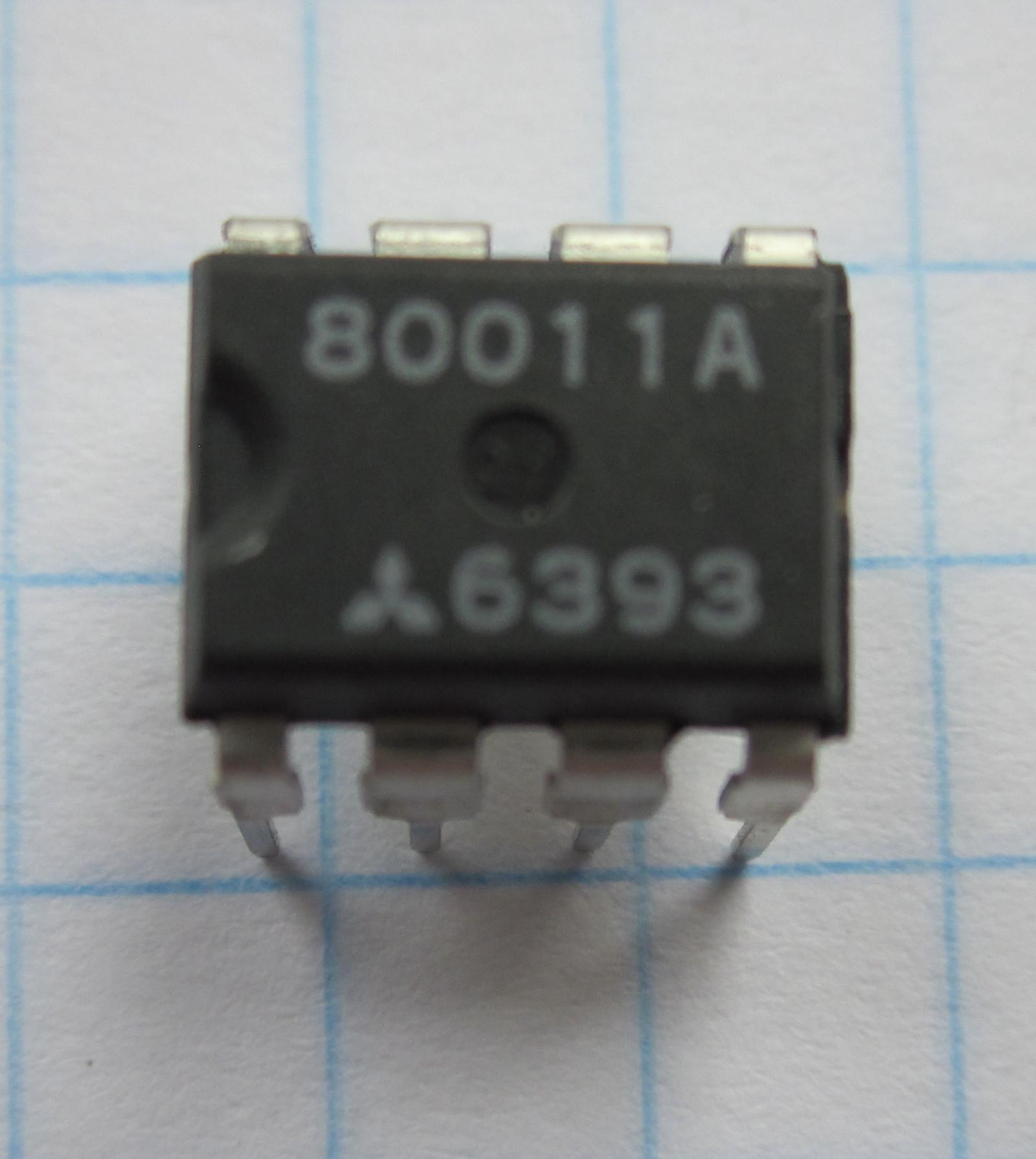 80011A (M6M80011AP)