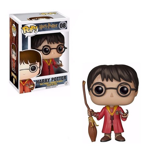 Harry Potter with Snitch Funko Pop! || Гарри Поттер со Снитчем