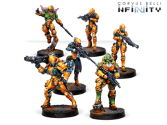 Invincible Army Yu Jing Sectorial Starter Pack