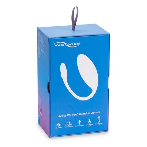 .WE-VIBE Jive - smart вибратор для ношения (голубой)