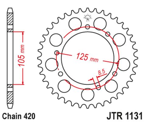 JTR1131