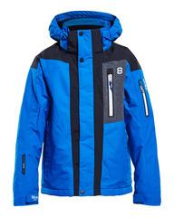 Куртка горнолыжная детская 8848 Altitude Aragon JR Jacket Blue
