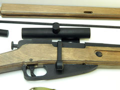 Mosin sniper wood toy
