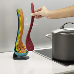Набор кухонных инструментов Nest Plus разноцветный (Joseph Joseph)