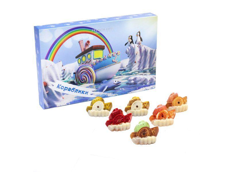Детский шоколадный набор Кораблики, ФРЕНЧКИСС, 76г