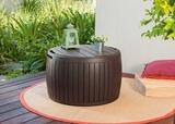 Сундук-стол Keter Circa Wood Look Table