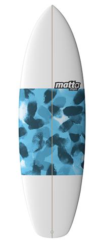 Серфборд Matta Shapes SSB - Summer Silver Bullet 6'2''