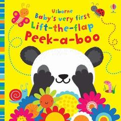 Baby's Very First Lift-the-Flap Peek-a-Boo (boa...
