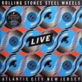 The Rolling Stones / Steel Wheels Live - Atlantic City, New Jersey (4LP)
