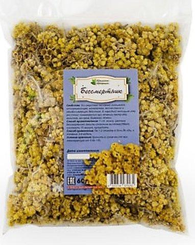 Травяной чай «Бессмертник»™Крымские традиции