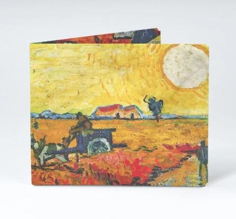 Экологичный бумажник New Vangogh