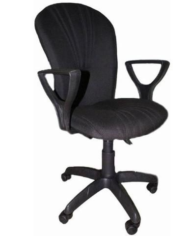Кресло ВАРНА газлифт ткань черная