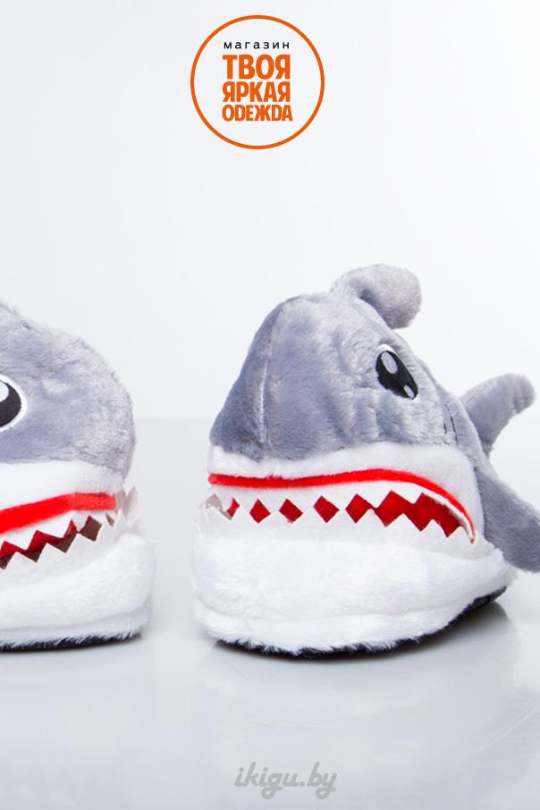 """Тапочки Тапочки """"Акула"""" akula.jpg"""