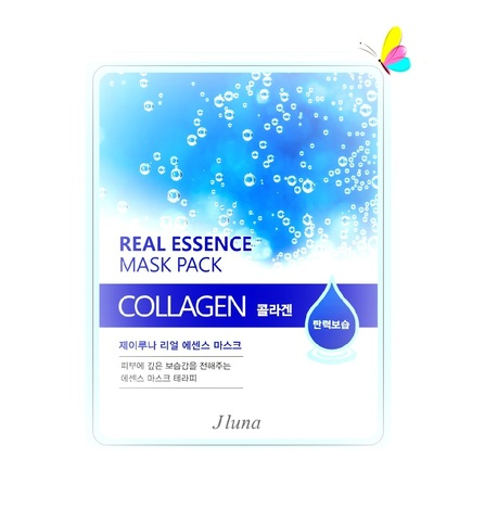 JLuna Real Essence Mask Pack COLLAGEN