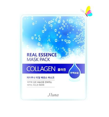 JLuna Real Essence Mask Pack COLLAGEN