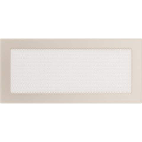 Вентиляционная решетка Кремовая (17*37) 37K