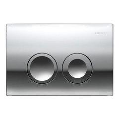Кнопка слива GEBERIT Delta21 115.125.21.1 хром