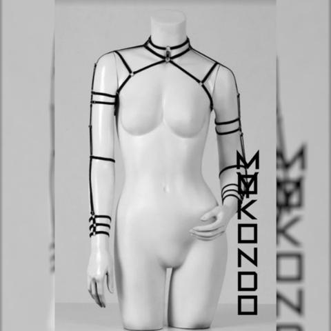 MyMokondo Нуа (Черный, one size)