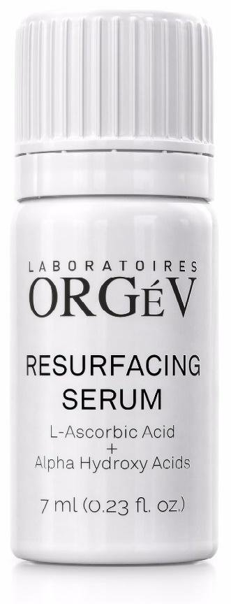 Сыворотка для обновления кожи ORGéV RESURFACING SERUM набор 4х7 мл