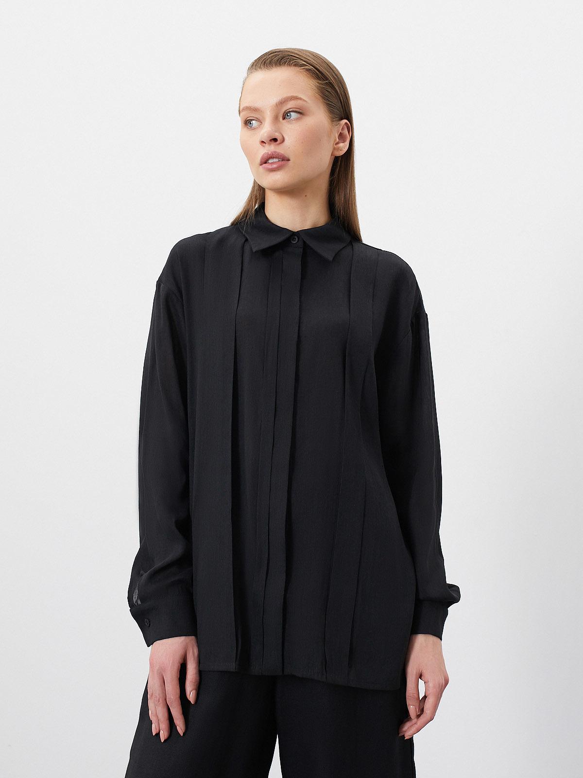 Блуза Faith со складками