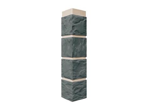 Угол серии Камень FineBer Серо-зеленый