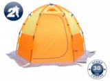 Палатка для зимней рыбалки Maverick Ice 3 orange