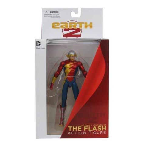 ДС комикс Земля 2 фигурка Флэш — DC comics New 52 Earth 2 Flash